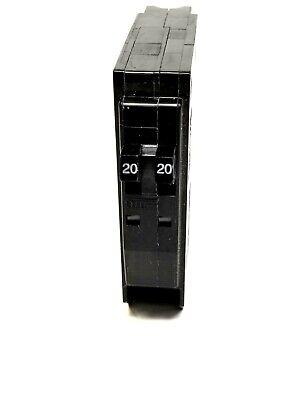 Square D Qo 20 Amp 1-pole Tandem Circuit Breaker New