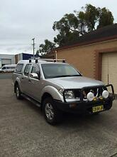 Nissan Navara D40 STX Auto, reconditioned engine only done 800k Port Macquarie 2444 Port Macquarie City Preview