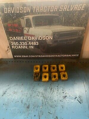 John Deere A B G Rear Wheel Rim Wedges Clamps Pn B634r Antique Tractor