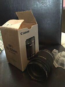 Canon camara lens