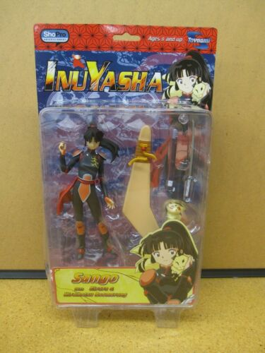 Inuyasha Sango Figure - TOYNAMI Sealed & Unopened with slight Blister Damage