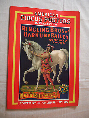 1 Vintage Circus/Carnival Related Book  Lot Z-12