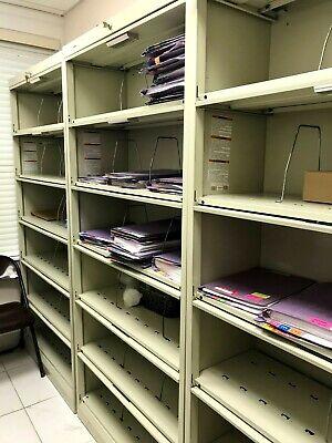 Beige Hon 6 Drawer File Cabinet