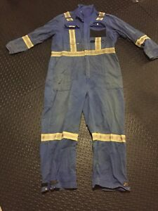 9oz FR Coveralls, Size 44