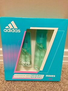Adidas Moves Gift Set