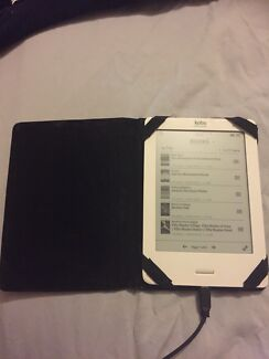 Kobo e-reader plus case
