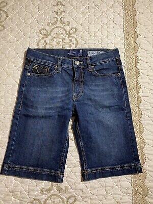 Harmont & Blaine Junior - Boys Shorts Size 12 Years Youth Denim Shorts #3