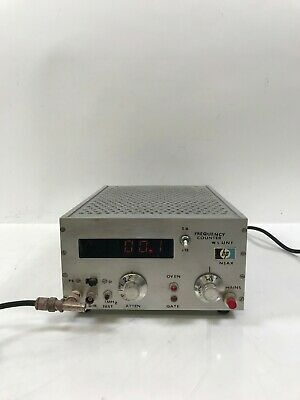 Hp Frequency Counter