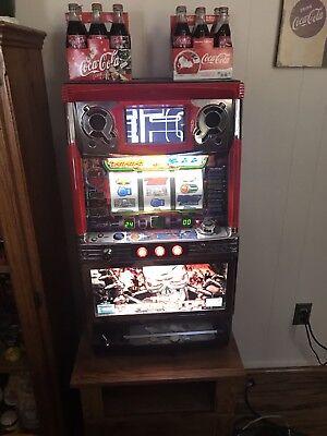 Used, Terminator Pachislo slot machine tokens,skill stop machine, American themed for sale  Santa Maria