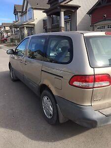 VAN for sale 2000
