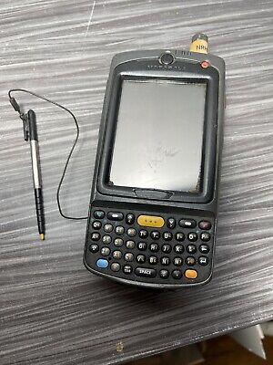 Motorola Mc75a Wireless Mobile Barcode Scanner