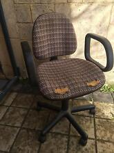 Gas lift office chair. Como South Perth Area Preview