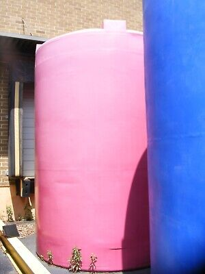6500 Gallon Vertical Poly Storage Tanks 86 Dia By 12 6 Tall In Nj