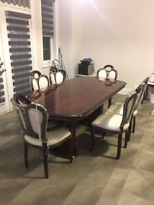 Great Condition Dining Set for Sale