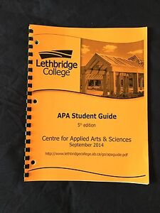 APA Student Guide 5th Edition