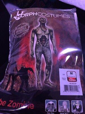 Halloween Morph Costume M Height Below 5'4'' Age 11-13
