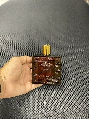 Versace Eros Flame By Versace Tster 3.4/3.4 oz Edp Spray For Men New Tster Box