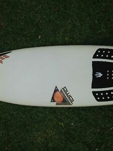 Firewire Nano FST Burleigh Waters Gold Coast South Preview