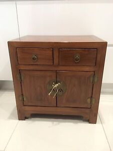 Beautiful old design side table Bass Hill Bankstown Area Preview
