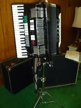 PIANO ACCORDION - FARFISA TRANSIVOX Traditional or Electronic Lockleys West Torrens Area Preview