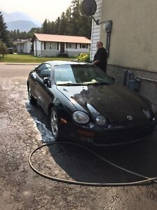 1994 Toyota celica 3SGE BEAMS RED TOP