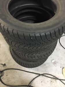 Minerva ecostud winter tires 215/60R16
