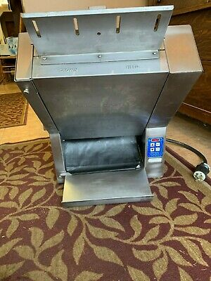 Prince Castle Tx-208bk High Speed Vertical Contact Toaster