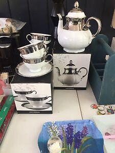 Tea set Mount Riverview Blue Mountains Preview