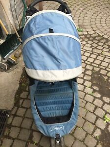 City Mini Stroller Baby Jogger W. Extras