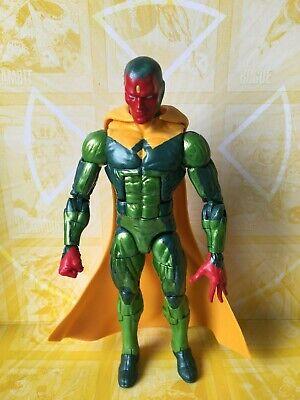Marvel Legends Hasbro Juggernaut BAF Series Vision Action Figure (J)