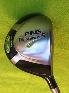 Ping Rapture 17* 5-wood RH Reg Duncraig Joondalup Area Preview