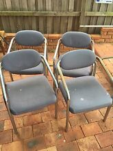 Chairs - outdoor or indoor x4 Oatley Hurstville Area Preview