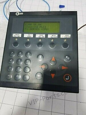 Tested Beijer Electronics E200 02800f