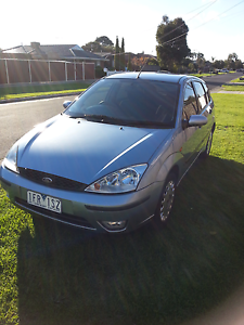 Ford focus  CL 2004 93449km  lm selling  my dads car Altona Meadows Hobsons Bay Area Preview