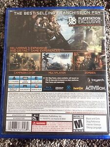 Call of Duty Black ops III for Ps4 Kitchener / Waterloo Kitchener Area image 2