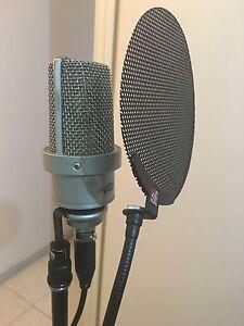 Microphones (Both Condenser Mics) Osborne Park Stirling Area Preview