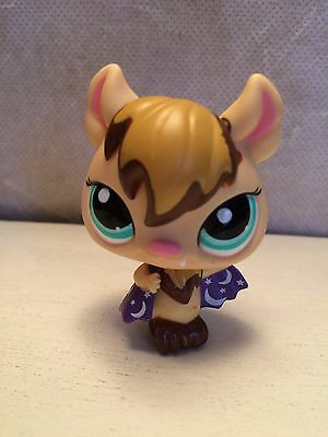 Littlest Pet Shop PURPLE & CREAM VAMPIRE BAT #1680 Halloween USA seller 9 pics](Halloween Bat Pics)