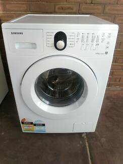 collection service of washing machines.