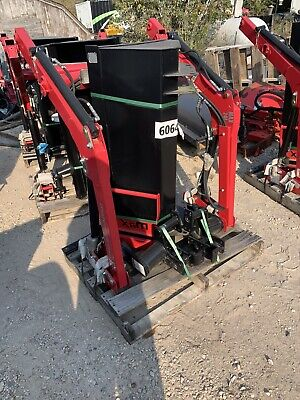 Mahindra Max 24l Loader Attachment Tractor 22 24 25 Tractor 48 Inch Bucket