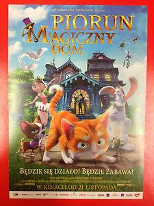 Jeremy Degruson Ben Stassen - The House of Magic - Polish promo FLYER - <span itemprop=availableAtOrFrom>Gdynia, Polska</span> - Jeremy Degruson Ben Stassen - The House of Magic - Polish promo FLYER - Gdynia, Polska