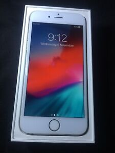 iPhone 6 128 gb fully working and unlocked