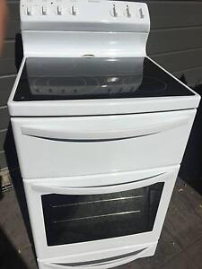 Fan Forced 60cm Westinghouse Stove Ceramic Excellent Working Cond Baulkham Hills The Hills District Preview