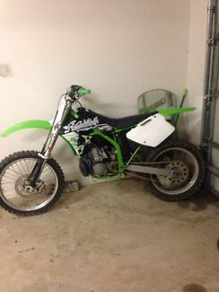 Motor bike Kx 250 Curra Gympie Area Preview
