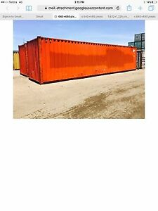 Shipping containers 40' highcube supplied & delivered to Goulburn Goulburn Goulburn City Preview