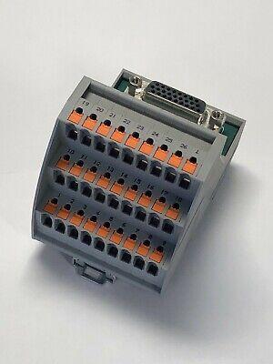 2904273 Open Box Phoenix Contact Interface Module Terminal Vip-3pthd26subf