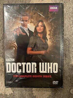 Doctor Who: Season 8- Good Condition