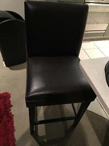 2 leather bar stool ***MUST GO ASAP Hornsby Hornsby Area Preview