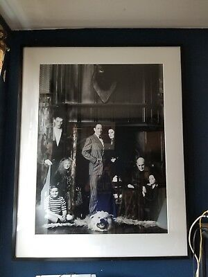 Addams Family Large Family Portrait