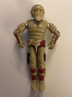GI Joe Iron Grenadiers Nullifier Vintage Loose Figure Hasbro 1988 AGP Pilot