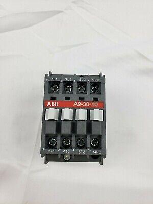 ABB A9-30-10 1SBL141001R8410 Contactor Coil 110/110-120VAC
